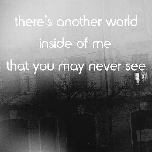 Dark Places Quotes. QuotesGram