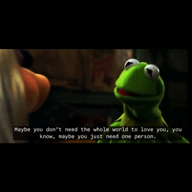 Muppet Quotes Muppetquotes: Muppets Quotes On Love. QuotesGram