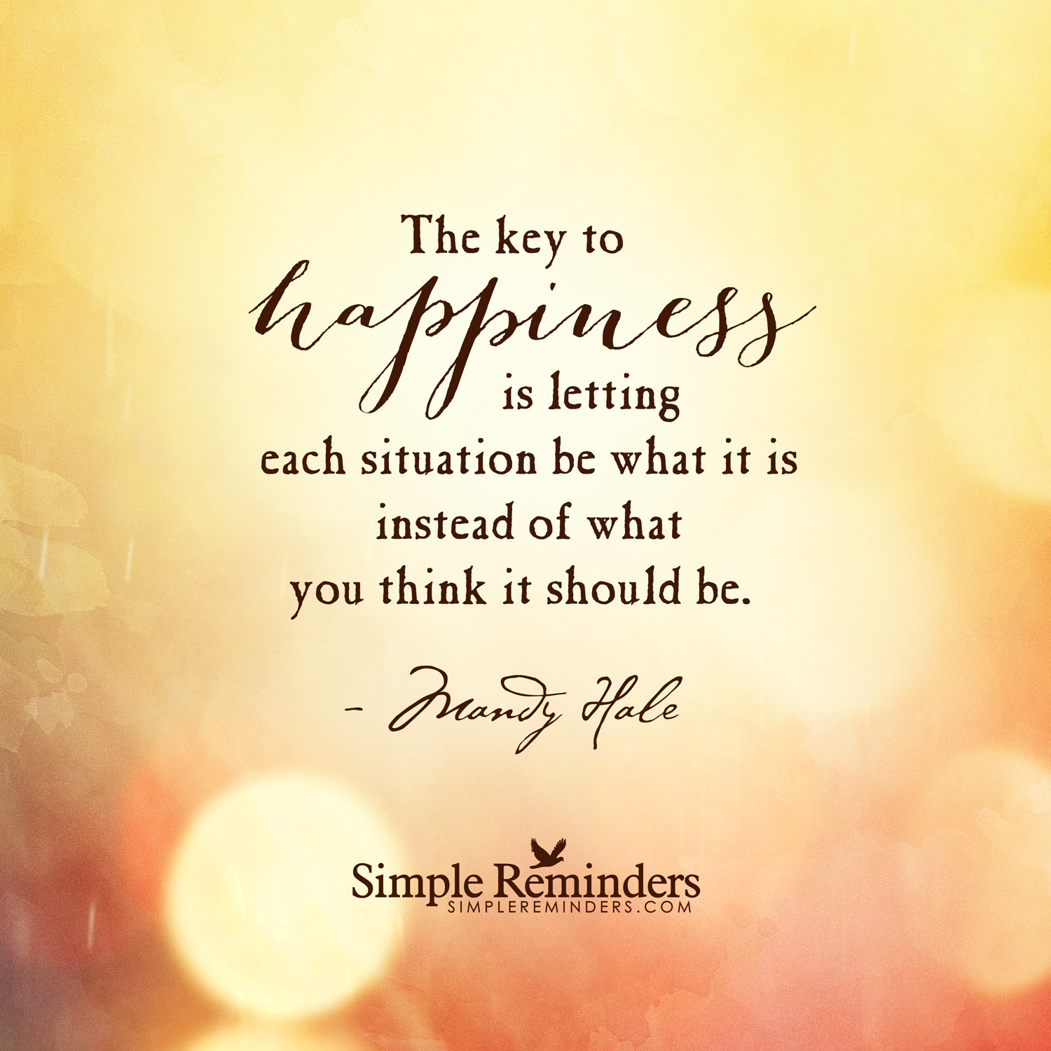 Mandy Hale Quotes Happiness. QuotesGram