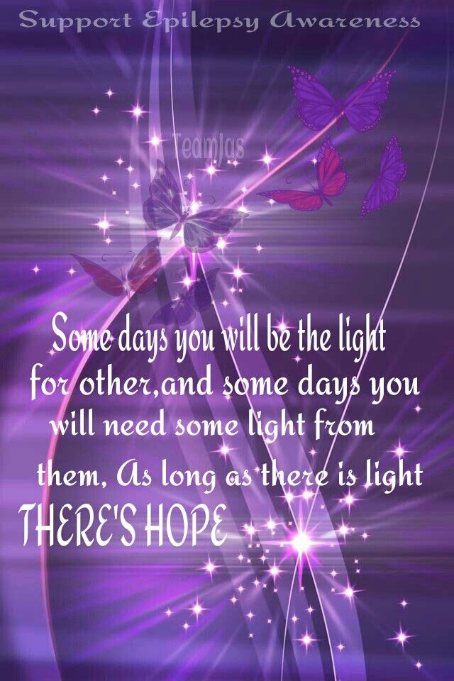 Inspirational Quotes About Epilepsy. QuotesGram