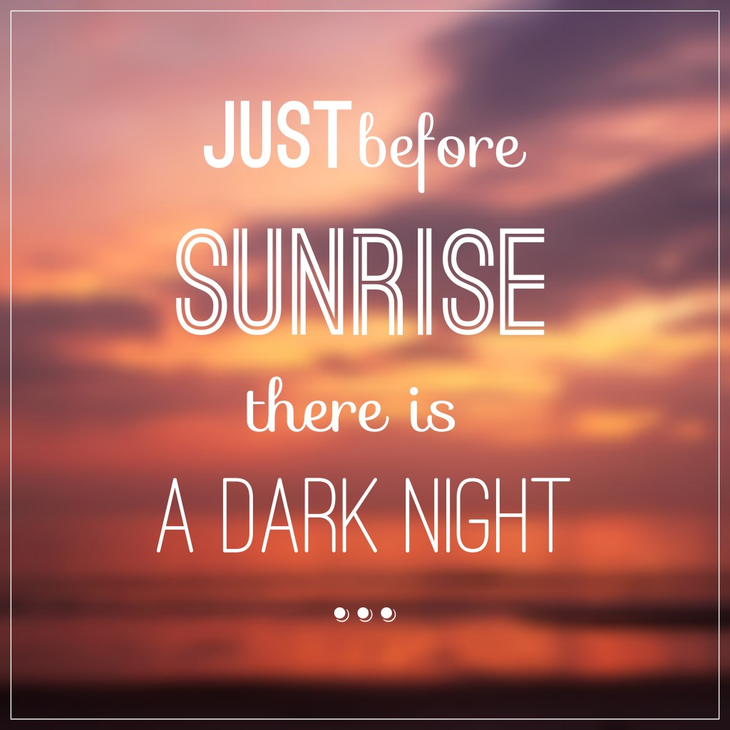 Inspirational Quotes About Sunrise. QuotesGram