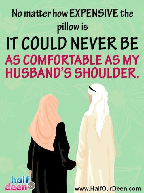 Islamic Quotes About Husband Quotesgram