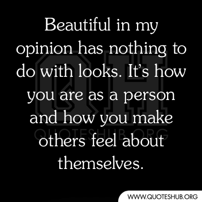 you are a beautiful person quotes quotesgram