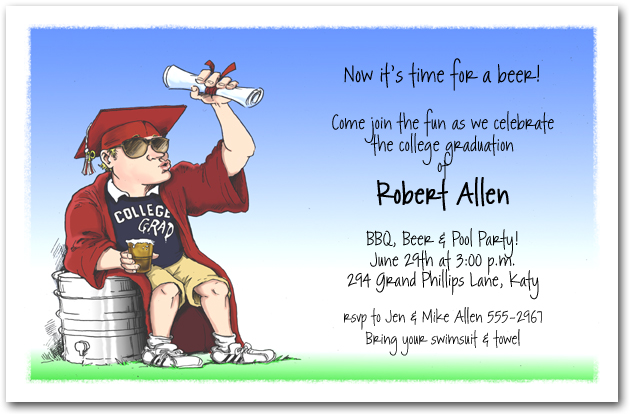 Funny Quotes For Graduation Invitations
