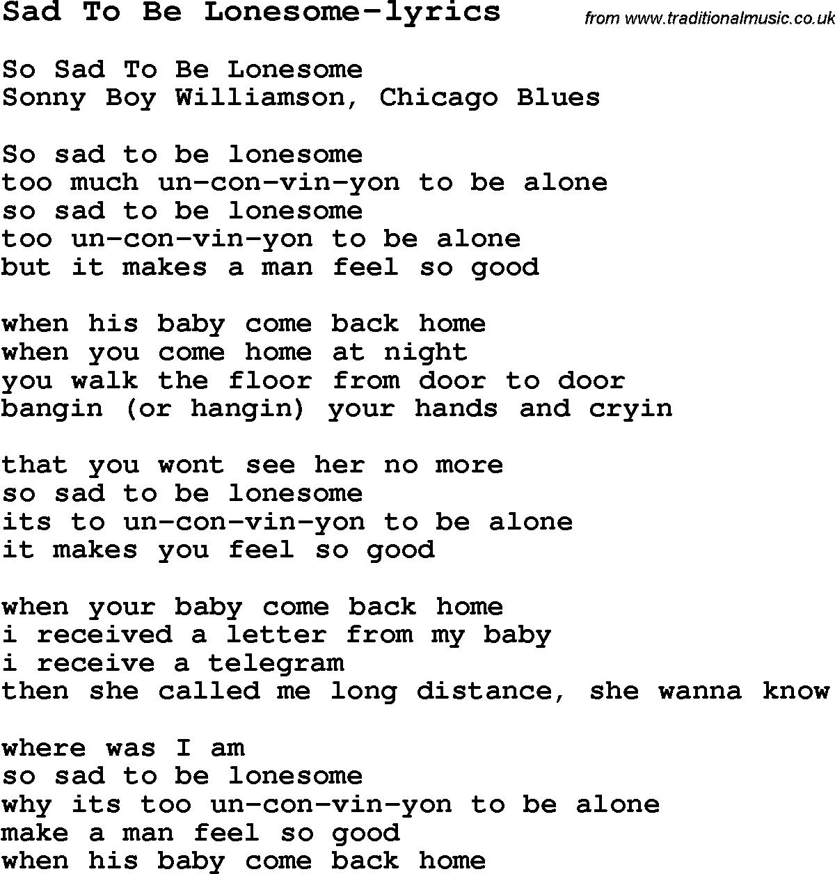 Lyric Quotes Sad. QuotesGram