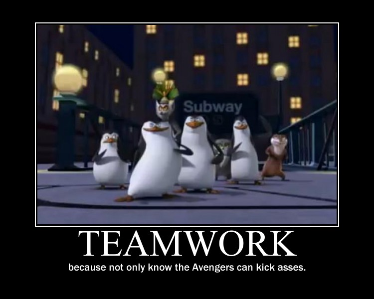 Funny Team Quotes: Funny Motivational Quotes About Teamwork. QuotesGram