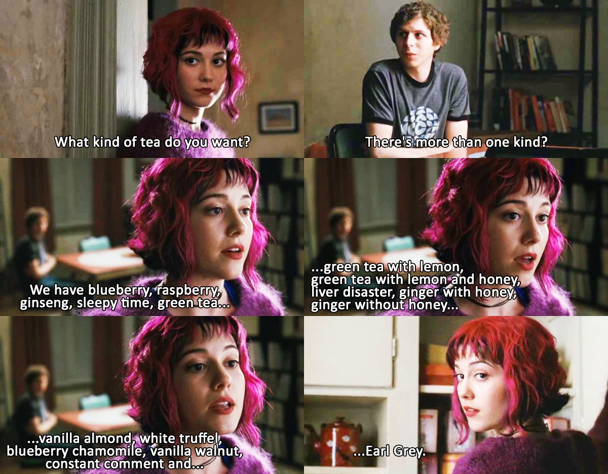 Scott Pilgrim Vs The World Quotes. QuotesGram
