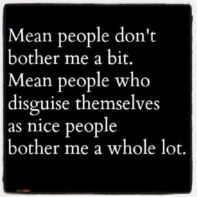 Quotes About Mean People: Inspirational Quotes About Mean People. QuotesGram