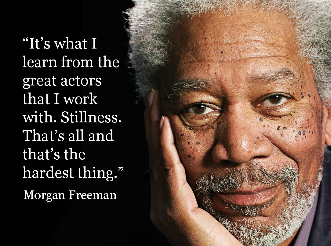 Morgan Freeman Quotes From Movies Quotesgram