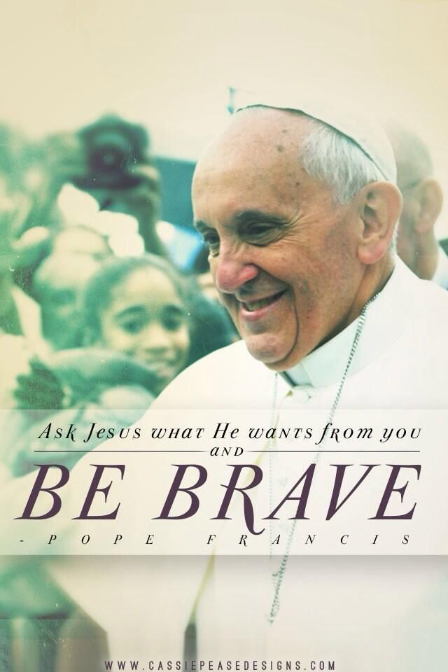 Quotes From The Pope: Catholic Quotes Pope Francis. QuotesGram