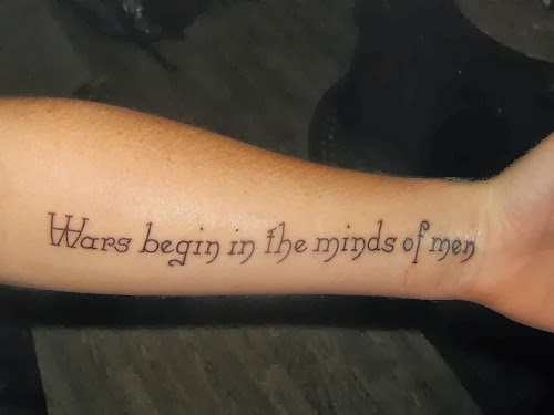 Image Result For Wrist Tattoos For Girls Sayings