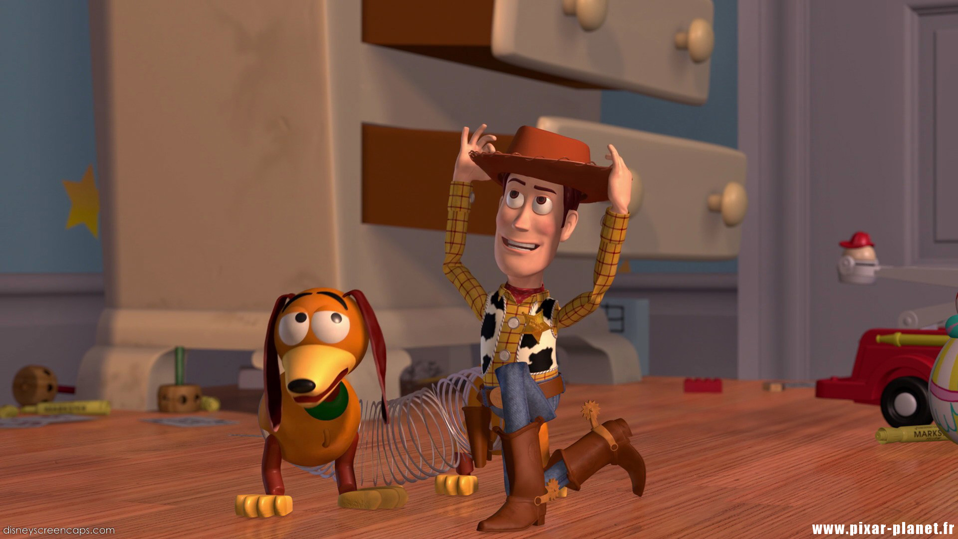 Toy Story Dog Buster
