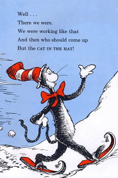 The Book The Cat In The Hat Comes Back