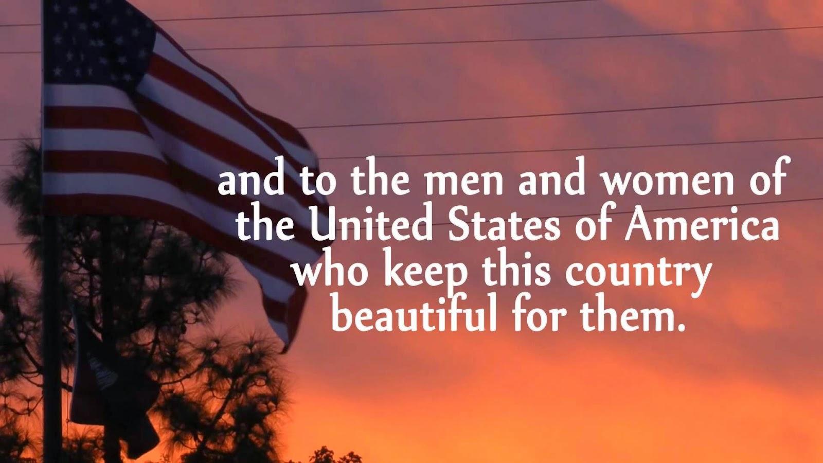 Veterans Respect Quotes Quotesgram
