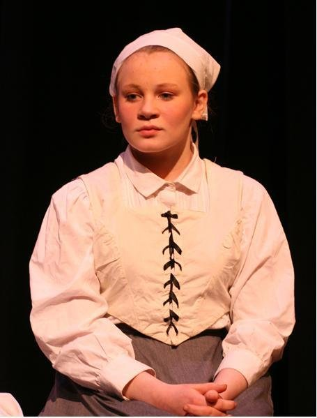 the crucible mary warren essay Mary warren - let studymodecom get you up to speed on key information and facts on the crucible by arthur miller.