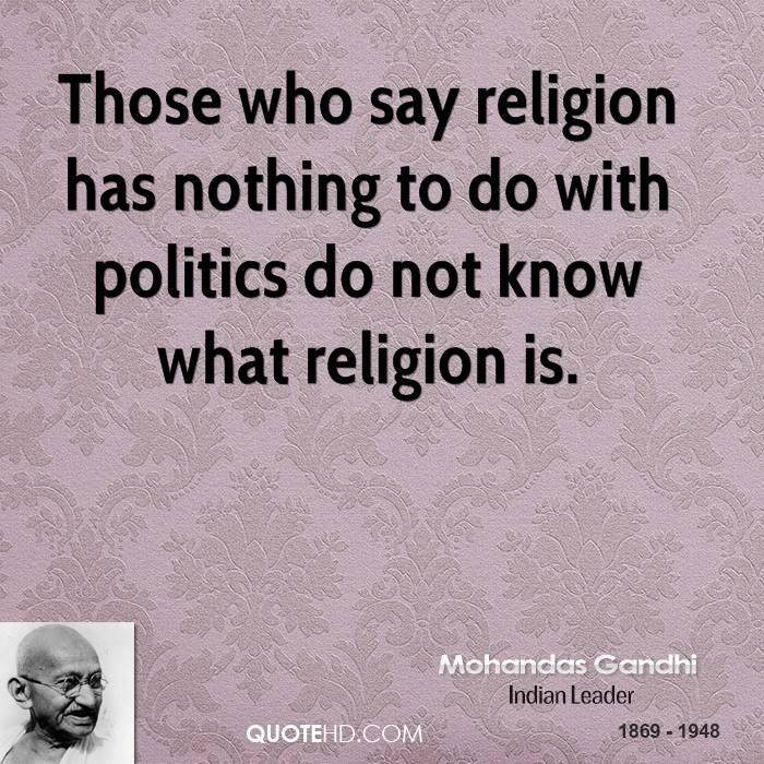 Gandhi Quotes About Religion. QuotesGram