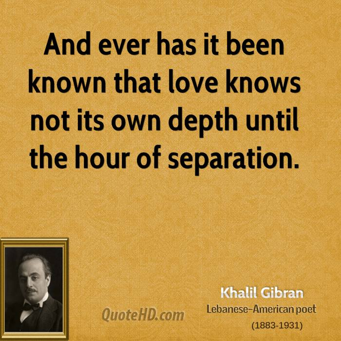 Quotes About Love: In-Depth Quotes. QuotesGram