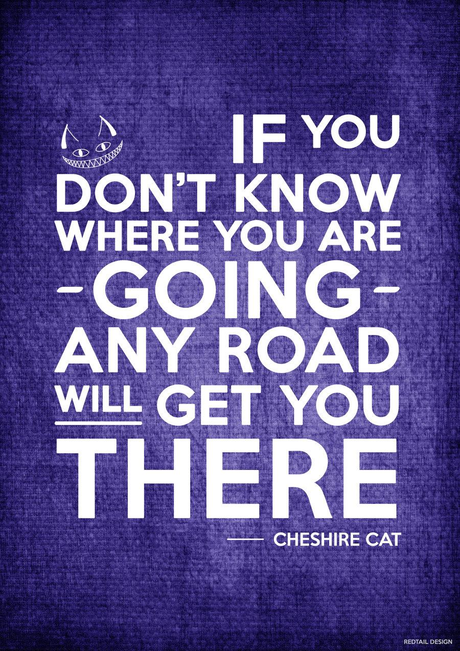 Tim Burton Cheshire Cat Quotes Quotesgram