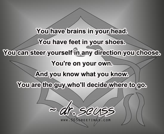 College Graduation Quotes Inspirational. QuotesGram