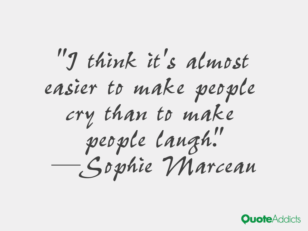 Sophie Kinsella Quote You Can Want And Want And Want But: Sophie Marceau Quotes. QuotesGram