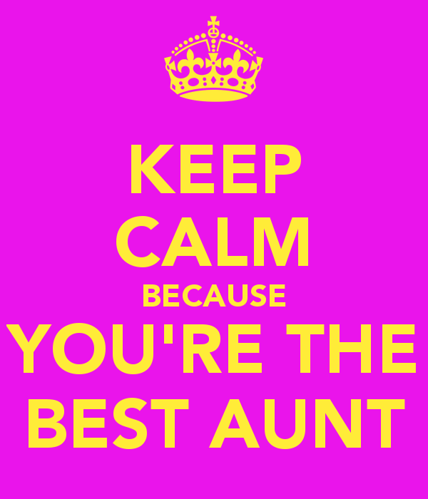 Best Aunt Quotes Quotesgram