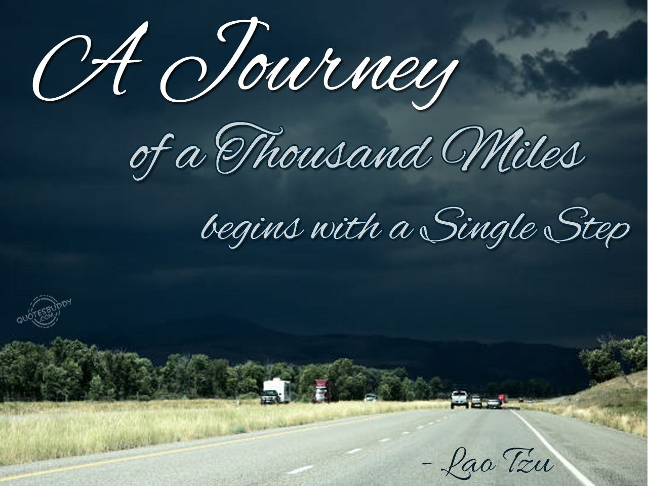 New Inspirational Quotes About Journey. QuotesGram