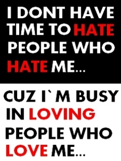 I Hate Love Wallpaper Dow : Hateful Words Quotes. QuotesGram