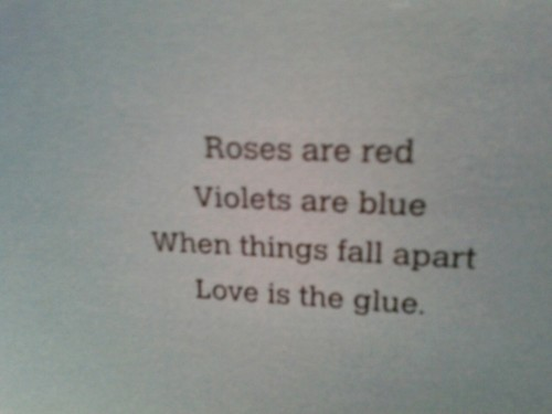 Roses Are Red Violets Are Blue Quotes. QuotesGram Things Fall Apart Quotes