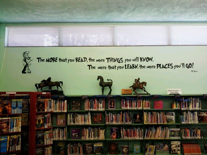 Vinyl Wall Quotes In Libraries Quotesgram