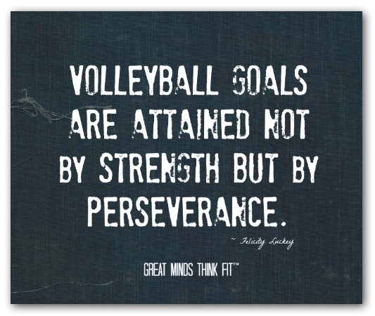 Motivational Team Quotes Volleyball: Inspirational Volleyball Quotes And Sayings. QuotesGram