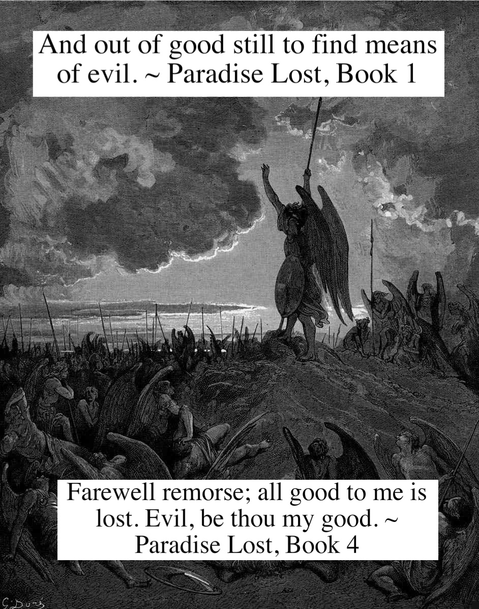 the impact of passion in frankenstein and paradise lost