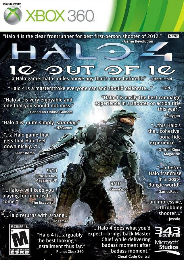 Great master chief quotes