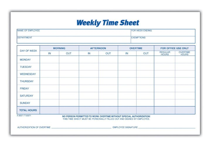 This is a picture of Free Printable Time Sheets Forms with self employed timesheet