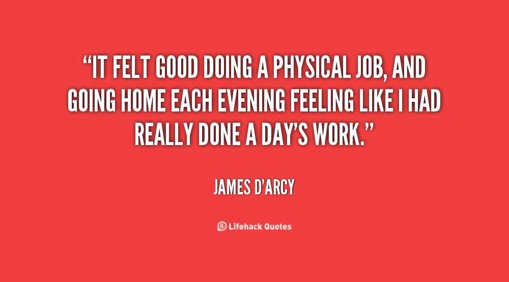 Quotes About Doing Good Work. QuotesGram
