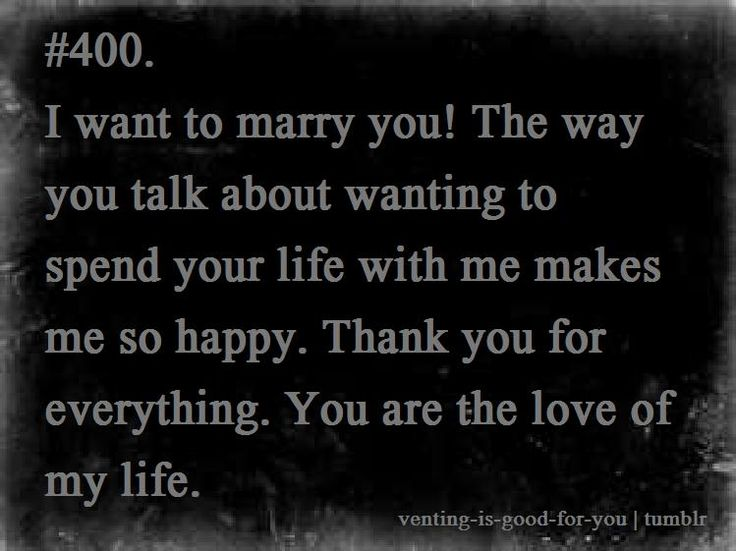 I Want To Be With You: I Want To Spend My Life With You Quotes. QuotesGram