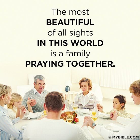 Quotes About Families Coming Together: Praying Together Quotes. QuotesGram