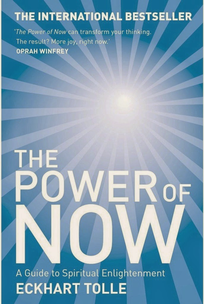 THE POWER OF NOW Eckhart Tolle (2004) Spiritual Enlightenment - BOOK