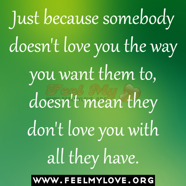 Love Finds You Quote: Loving Someone That Doesnt Love You Quotes. QuotesGram