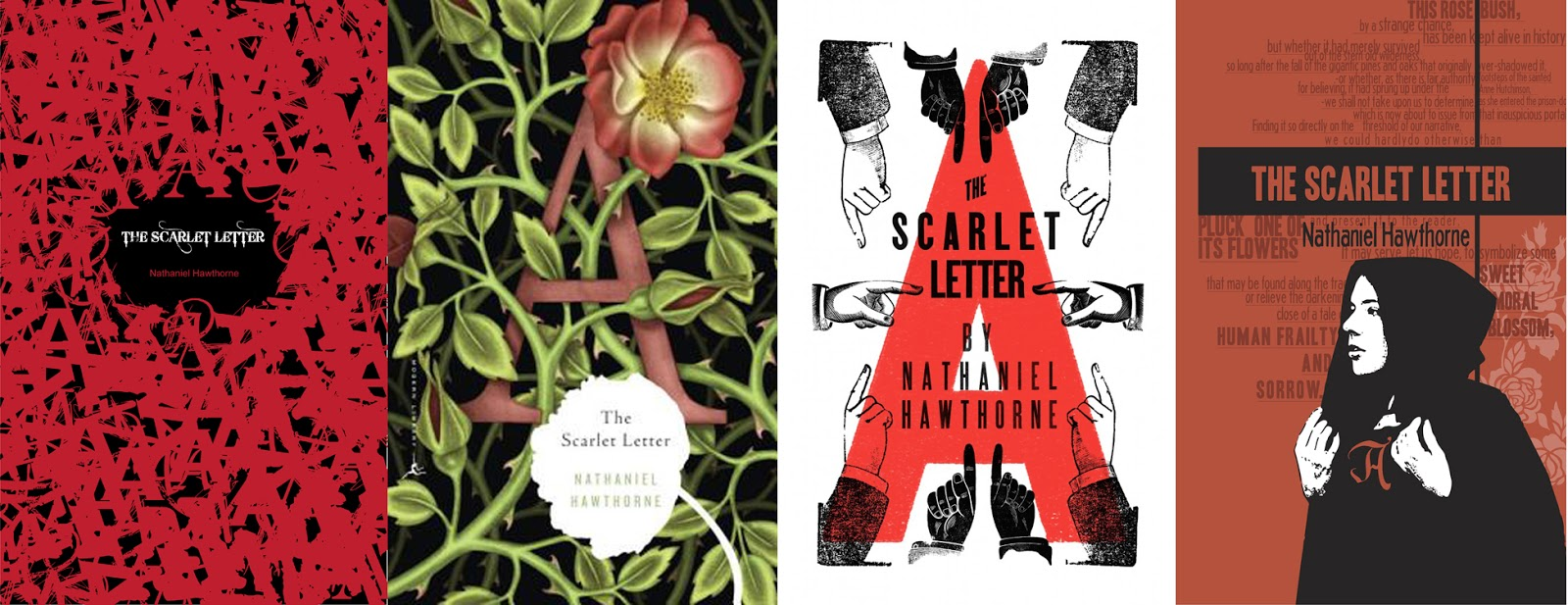 Essay, Research Paper: Scarlet Letter Influences