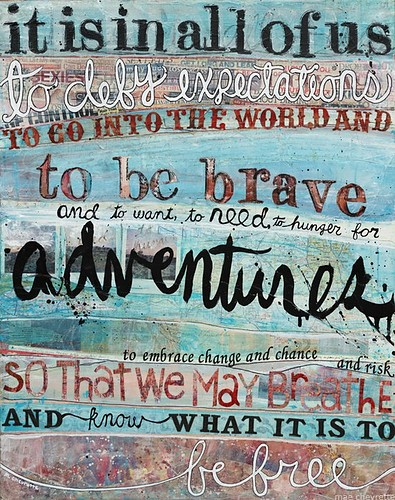 New Adventure Quotes And Sayings. QuotesGram