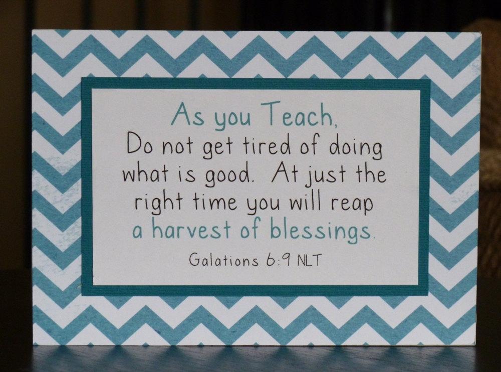 Bible Quotes For Educators Quotesgram
