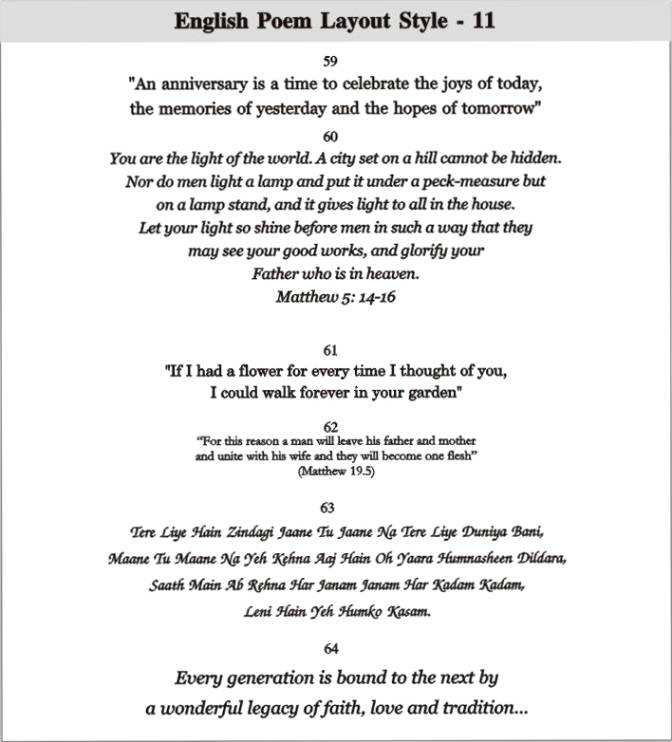 Indian Wedding Card Saying Wedding Invitation Sample – Quotes for Wedding Cards to a Friend