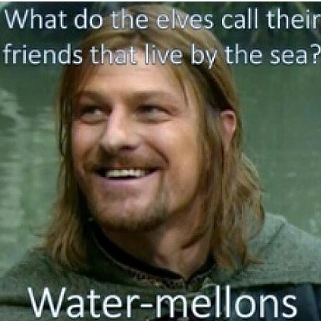 Funny Book Quotes From The Lord Of The Rings