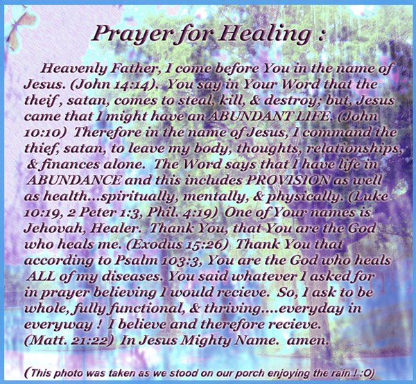 prayers for healing the sick quotes quotesgram