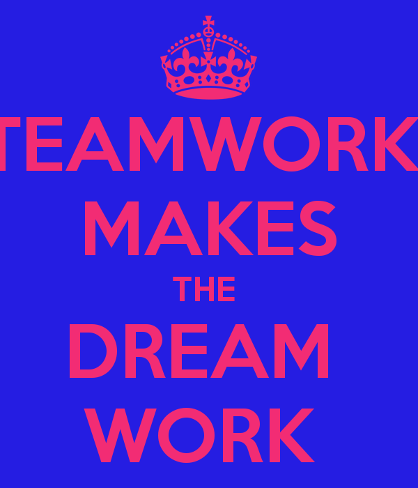 Motivational Quotes For Sports Teams: Teamwork Dreamwork Quotes. QuotesGram