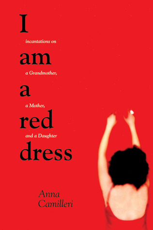 Quotes in red dress