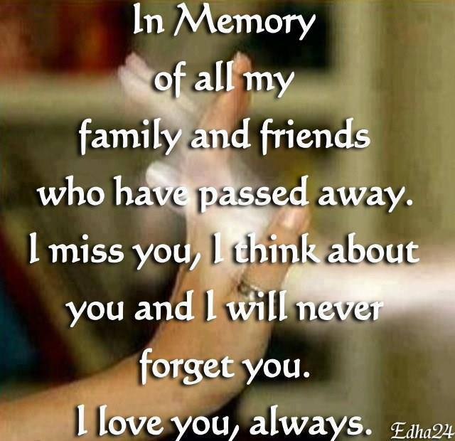 Sad I Miss You Quotes For Friends: Rip Memory Quotes Sister. QuotesGram