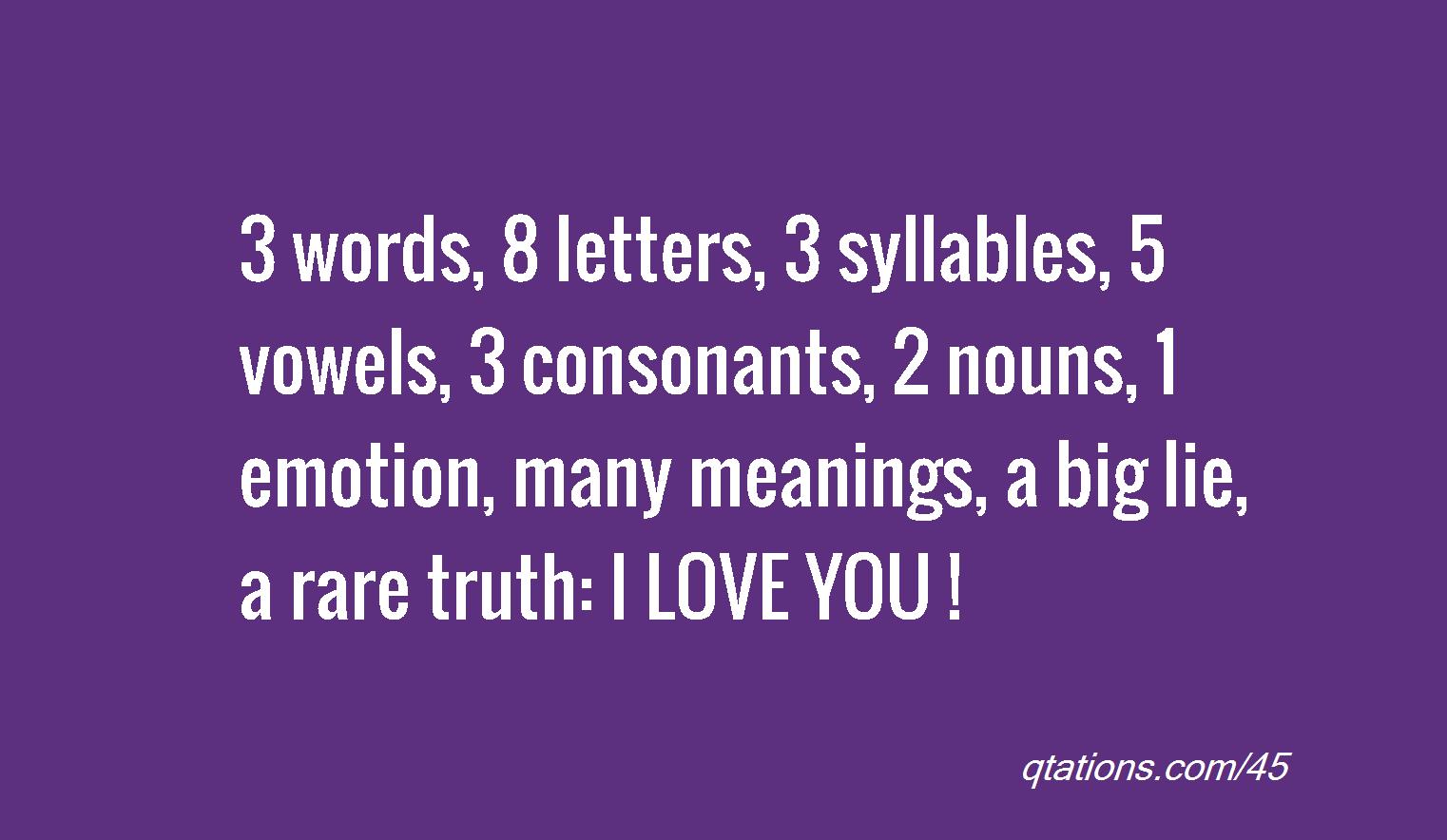 Three Word Quotes. QuotesGram