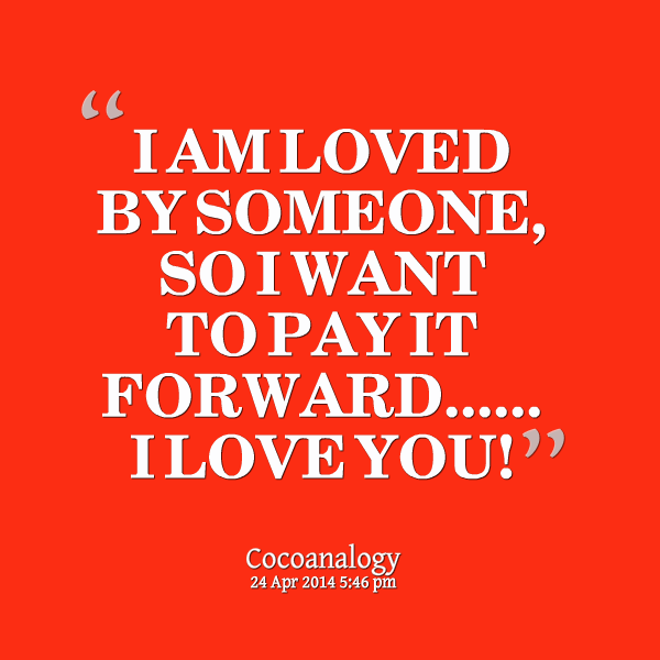 pay it forward quotes covers quotesgram