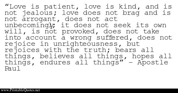 Quotes From Apostle Paul. QuotesGram